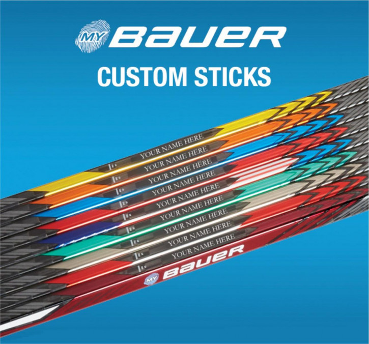 MyBauer Custom Made Stick Junior / Vapor