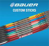 My BAUER STICK
