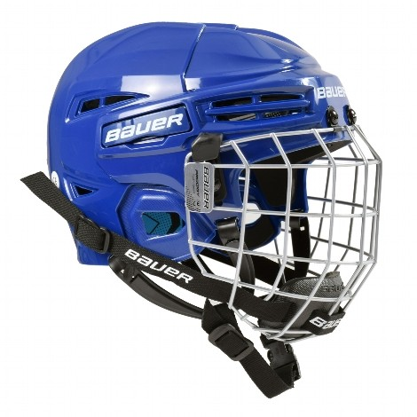 BAUER Helm mit Gitter Prodigy Yth combo