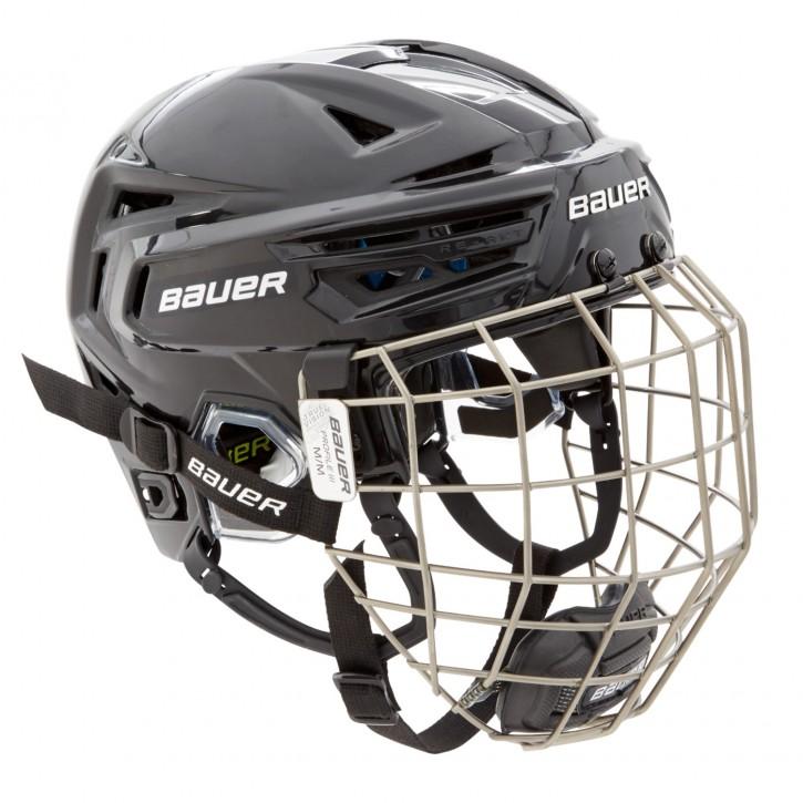 BAUER Helm mit Gitter RE-AKT 150 combo