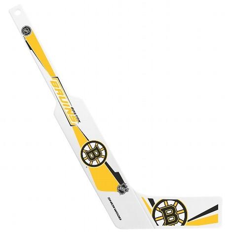 NHL Mini Plastik Torwart Schläger