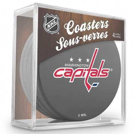 NHL Coasters/Untersetzer