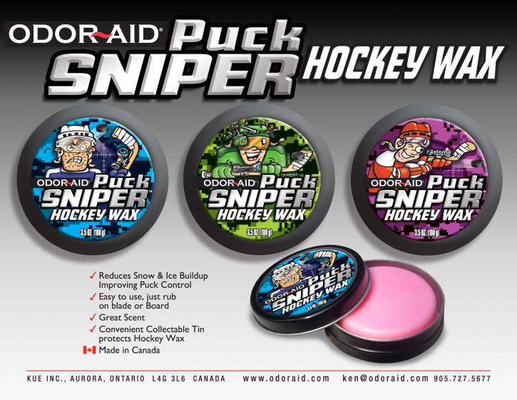 Ugly Puckers Hockey Wax